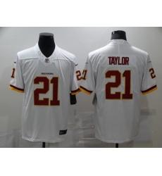 Men's Washington Redskins #21 Sean Taylor White Nike Limited Jersey