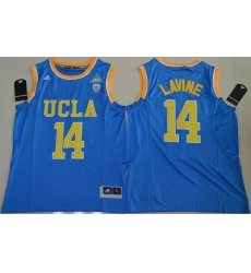 UCLA Bruins #14 Zach LaVine Blue Basketball Stitched NCAA Jersey