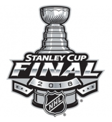2018 Stanley Cup Final patch