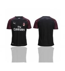 2018-19 AC Milan Third Away Thailand Soccer Jersey