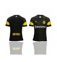 2018-19 Dortmund Away Thailand Soccer Jersey