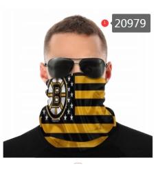 NHL Fashion Headwear Face Scarf Mask-172