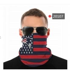 NFL Fashion Headwear Face Scarf Mask-421