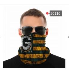 NFL Fashion Headwear Face Scarf Mask-424