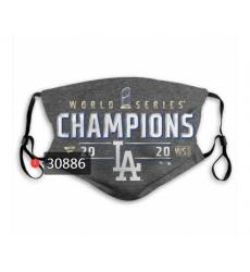 MLB Los Angeles Dodgers Mask-0013