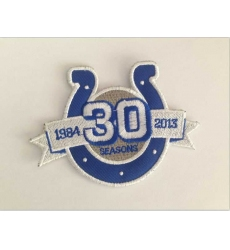 Indianapolis Colts 30TH Seasons Patch