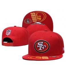 NFL San Francisco 49ers Hats-010