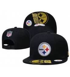 NFL Pittsburgh Steelers Hats-010