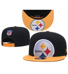 Pittsburgh Steelers Hats-007