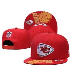 NFL Kansas City Chiefs Hats-011