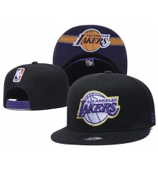 NBA Los Angeles Lakers Hats-009
