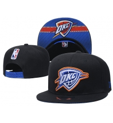 NBA Oklahoma City Thunder Hats 001