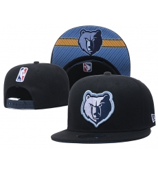 NBA Memphis Grizzlies Hats 002
