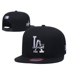 MLB Los Angeles Dodgers Hats 01
